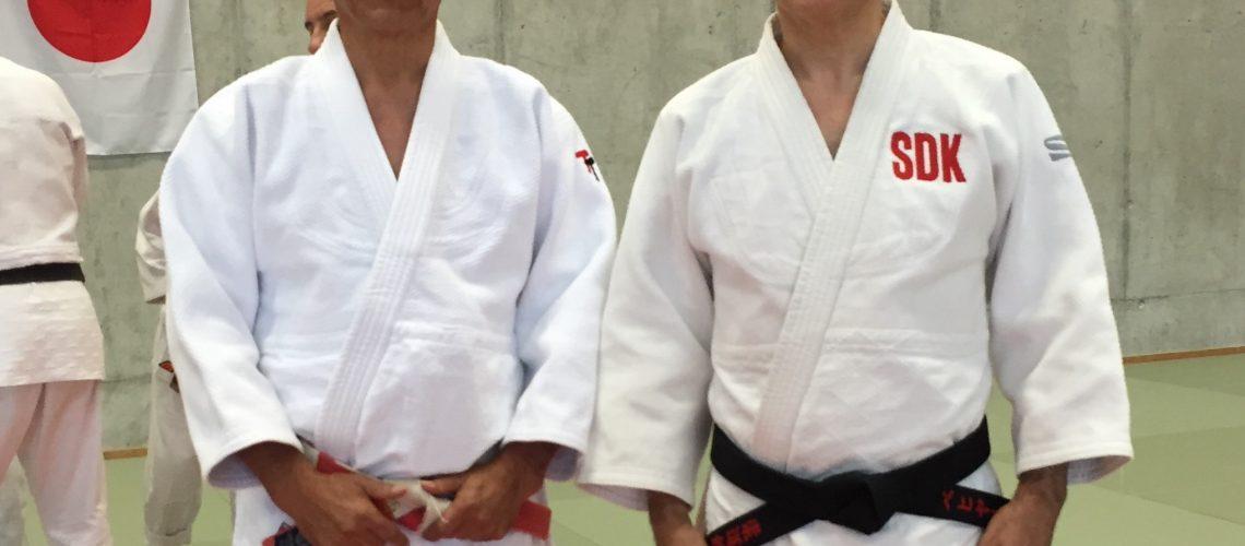 2<sup>ème</sup> dan judo pour Behyar