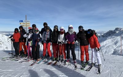 Sortie ski 2019